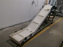Incline Conveyor with Attached