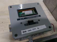 Scepter Temperature Indicator