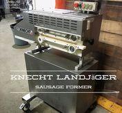 Knecht Dry Sausage Former