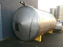 Used 3000 Gallon Tan