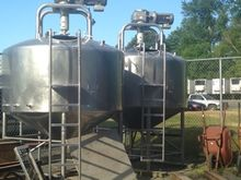 Used 4,000 Gallon SS