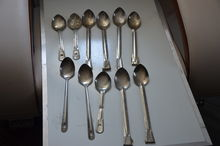 A Bunch of SS Spoons (11)