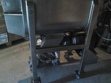 Used Ribbon Mixer –