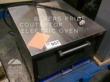 Bakers Pride Countertop Pizza O