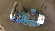 Tri-Clover Centrifugal Pump and