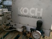 KOCH Model FR Crossweb Labeler