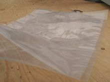 15″ x 13″ Clear Plastic Bags (4