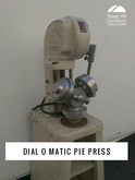 Dial-o-Matic Pie Press
