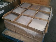 "Square 12"" x 12"" Pans/Trays (25"