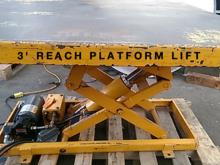 3′ Lift Platform