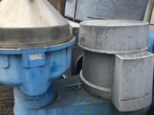 Used ALFA LAVAL Sepa