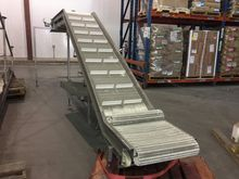 20ft SS Incline Conveyor with C