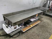 6' Dimpled Vibratory Conveyor