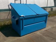 Dumpster / Recycling Bin