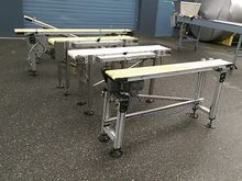 Dorner Conveyors (5 Available)