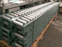 Hytrol 10′ Roller Conveyors (11