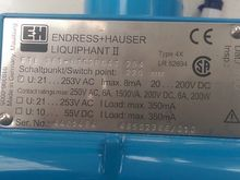 Used Endress & Hause