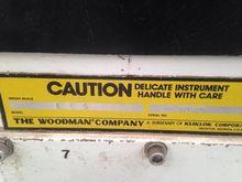 Woodman 12 Head Scales Commande