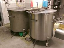 130 Gallon Dairy Tank (3 Availa