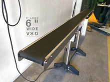 Used 8′ Long, 6″ Wid