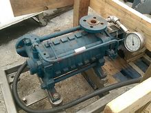 Multistage Centrifugal Pump wit