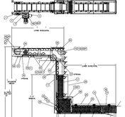 18 Foot Bucket Elevator System