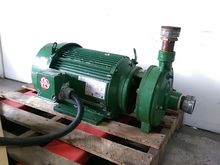 "Deming 7¼"" Centrifugal Pump"