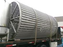 650 Ft Spiral Cooling Conveyor