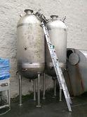 Bottom Jacketed Reactor Pressur