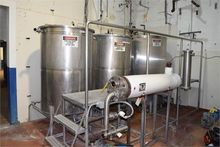 3 Tank CIP System with Waukesha