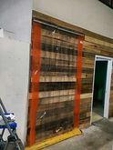 Vinyl Strip Door 10′ x 8′