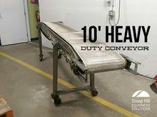 10′ Industrial Conveyor