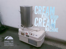 Cream King Mixer ; Whip Cream M