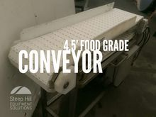 4.5′ Food Grade Conveyor
