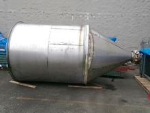 3000 Gallon Stainless Steel Sil