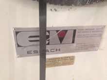 Esmach Dough Sheeter