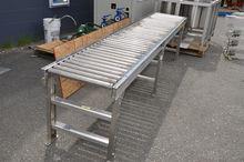 11′ x 21″ Roller Conveyor