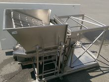 Stainless Steel Hydraulic Tote