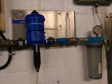 Ecolab Liquid Dispenser System