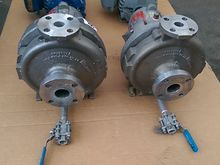 Durco Centrifugal Pumps (2 Avai