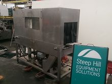 Steam Cleaning Tunnel / Tray Wa