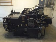 Heidelberg KOR with Tools, Blan