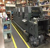 1989 Heidelberg GTOF-52 5 Color