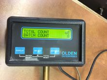Olden Digital Counter with Batc