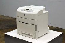 HP 5500DTN Color Laser Printer