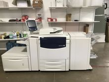 Xerox c700 Digital Press with F