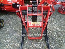 2015 Fransgard SK-1400