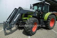 Used 2007 Claas ARIO