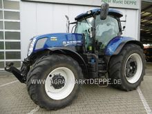 2014 New Holland T7.270 Blue Po