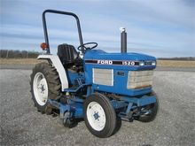 Used 1987 FORD 1520